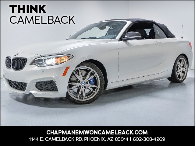 2015 BMW 2-Series M235i 38473 miles Why Camelback Chapman BMW on Camelback is the Centrally loc
