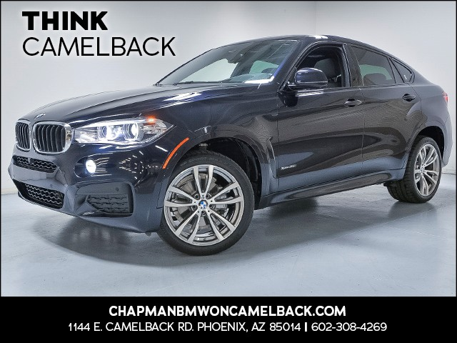 2016 BMW X6 xDrive35i 16586 miles Why Camelback Chapman BMW on Camelback is the Centrally locat