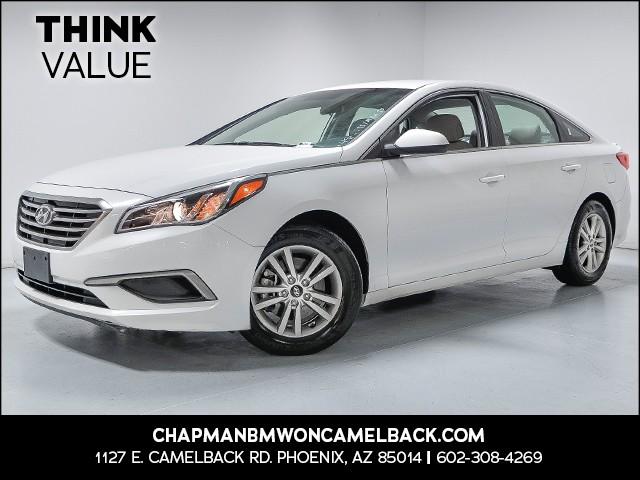 2017 Hyundai Sonata SE 32435 miles 6023852286 Chapman Value Center in Phoenix specializing in