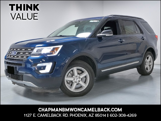 2017 Ford Explorer XLT 48947 miles 6023852286 Chapman Value Center in Phoenix specializing in