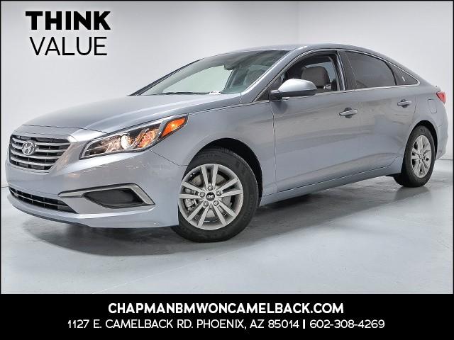 2016 Hyundai Sonata SE 31989 miles 6023852286 Chapman Value Center in Phoenix specializing in
