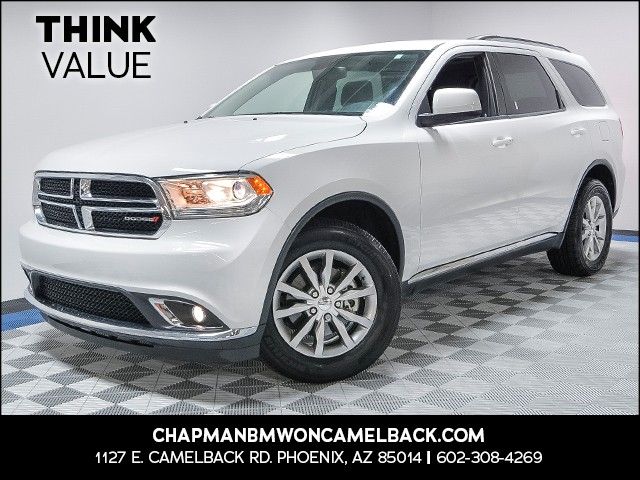 2016 Dodge Durango SXT 37472 miles 6023852286 Huge Presidents day sale event this weekend at C