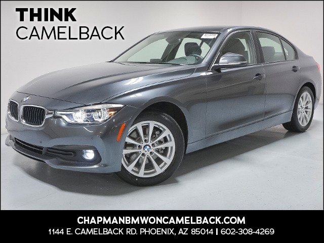 2018 BMW 3-Series Sdn 320i 9802 miles Why Camelback Chapman BMW on Camelbac