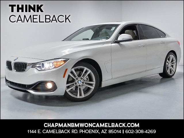 2016 BMW 4-Series 428i Gran Coupe 44224 miles Think Camelback New Years Sal