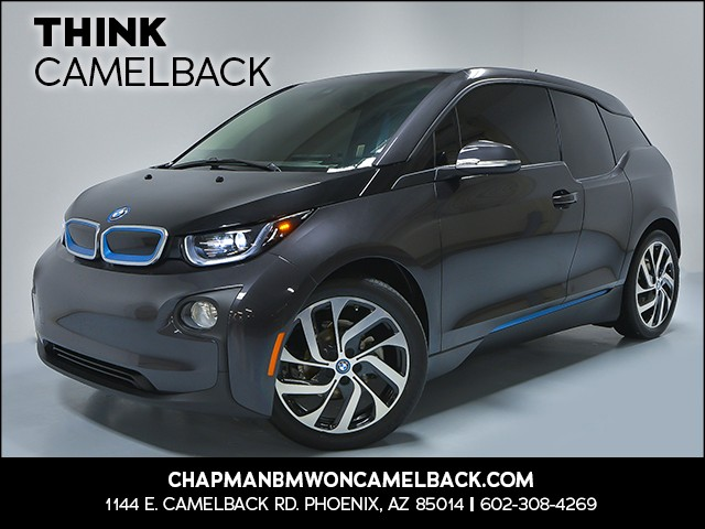 2015 BMW i3 18272 miles VIN WBY1Z4C54FV278063 For more information contact our internet speci