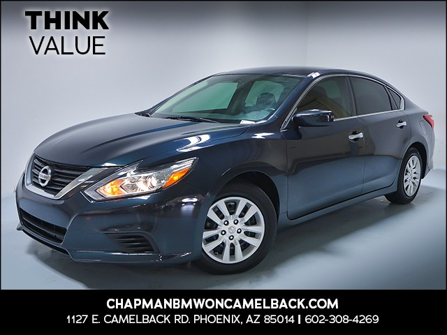 2017 Nissan Altima 25 S 40631 miles VIN 1N4AL3AP5HN304051 For more information contact our i