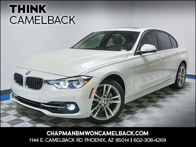 2016 BMW 3-Series Sdn 328i 35863 miles VIN WBA8E9G57GNT84458 For more inf