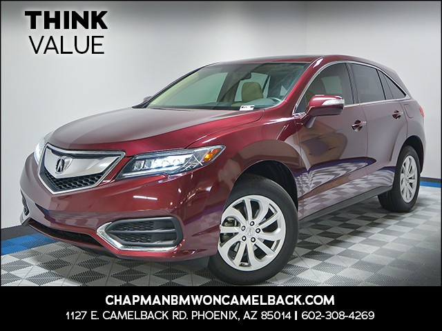 2016 Acura RDX 47665 miles 6023852286 Huge Presidents day sale event this weekend at Chapman V