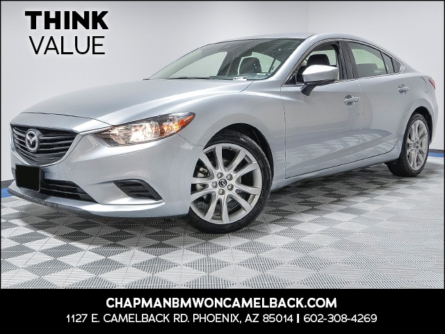2017 Mazda MAZDA6 Touring 44531 miles 6023852286 Huge Presidents day sale event this weekend a