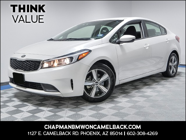 2018 Kia Forte LX 34408 miles 6023852286 Huge Presidents day sale event this weekend at Chapma