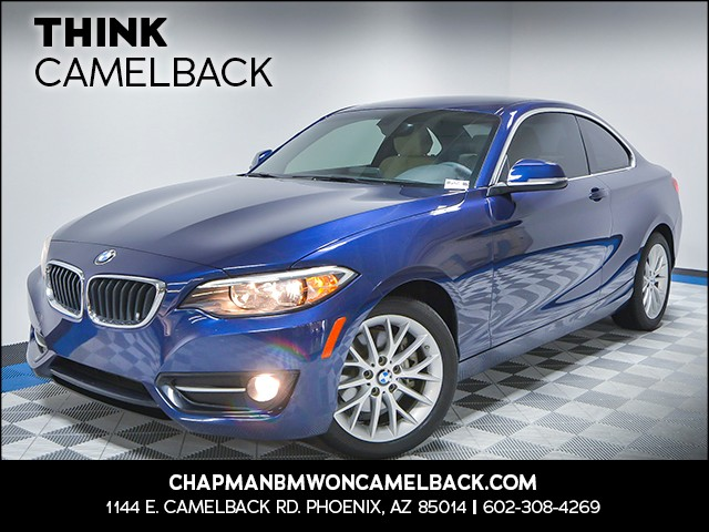 2016 BMW 2-Series 228i 38861 miles VIN WBA1F9C52GV545559 For more information contact our int