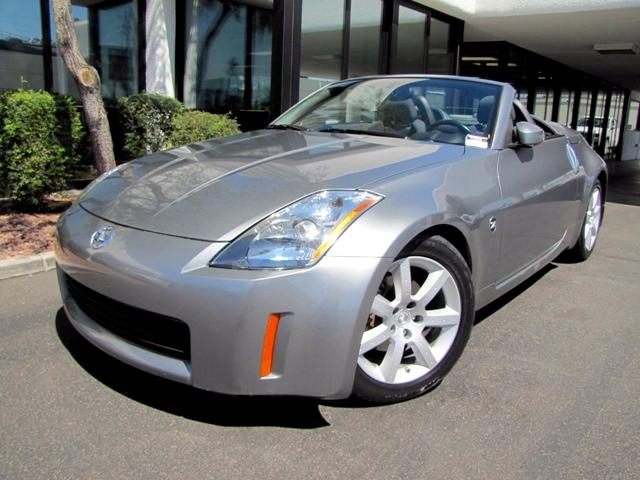 2005 Nissan 350Z Enthusiast Roadster Cnvrt in Phoenix