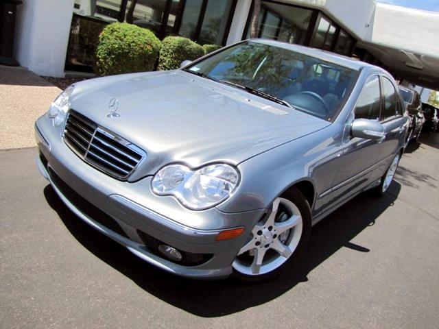 2007 mercedes benz c class c230 sport sedan in phoenix for Mercedes benz phoenix