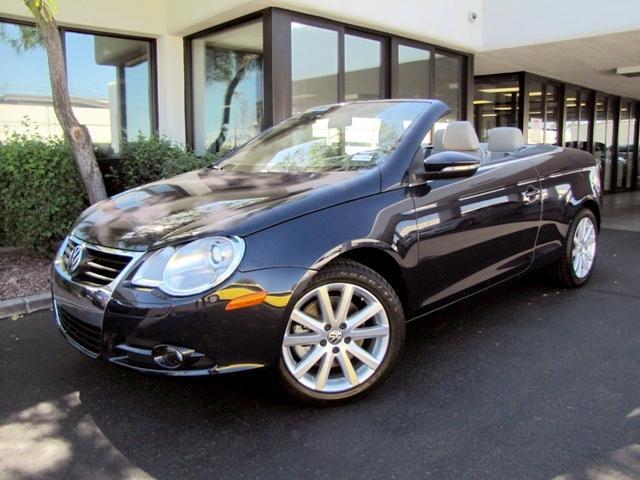 2010 Volkswagen Eos Komfort Convertible in Phoenix