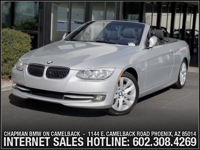 2012 BMW 3-Series Conv 328i Prem Pkg 5944 miles 1144 E Camelback SPRING SALES EVENT going on now