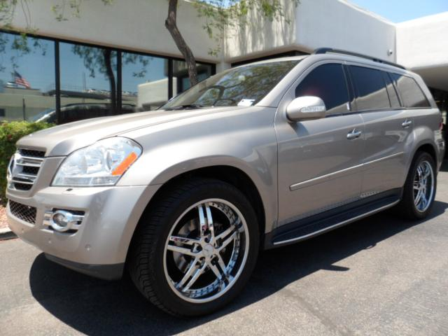 2007 Mercedes GL-Class 4MATIC 47L 98836 miles Chapman BMW is located at 12th and Camelback in Pho