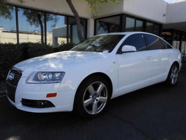 2008 Audi A6 32L FrontTrak 67567 miles Chapman BMW is located at 12th and Camelback in Phoenix 60