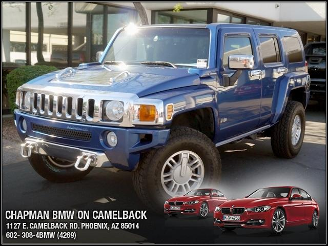 2006 HUMMER H3 4WD 80934 miles Chapman BMW is located at 12th and Camelback in Phoenix 602-385-228