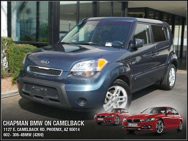 2011 Kia Soul 55404 miles Chapman BMW is located at 12th and Camelback in Phoenix 602-385-2286 Mas