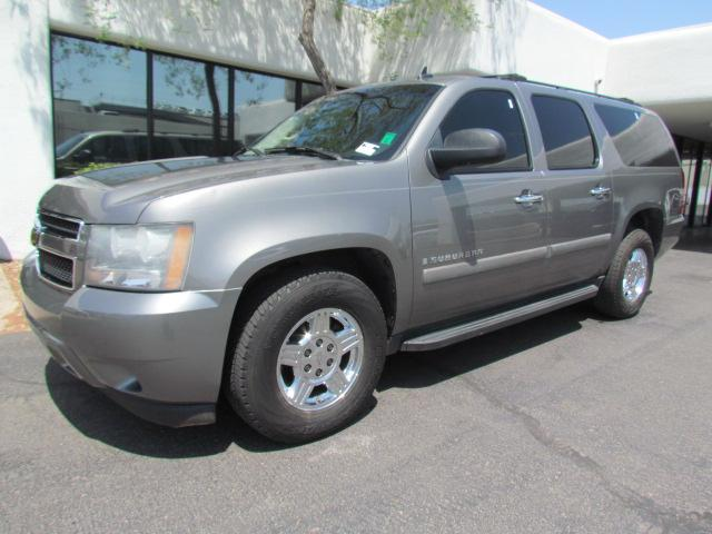 2007 Chevrolet Suburban 1500 101993 miles Chapman BMW is located at 12th and Camelback in Phoenix