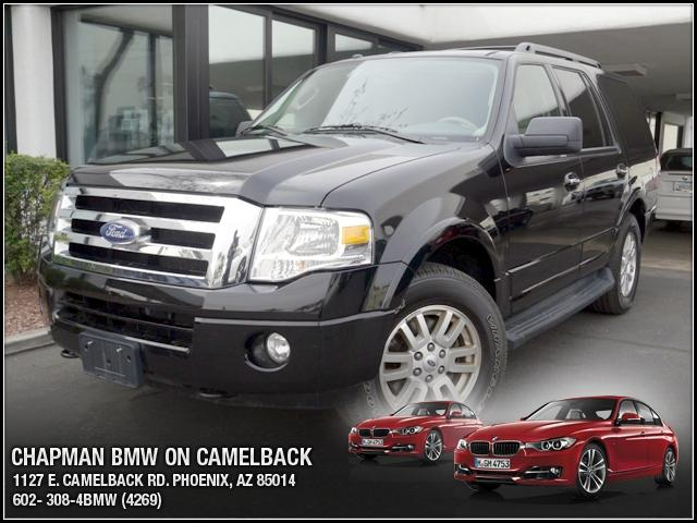 2012 Ford Expedition 4WD 40114 miles Chapman BMW is located at 12th and Camelback in Phoenix 602-3