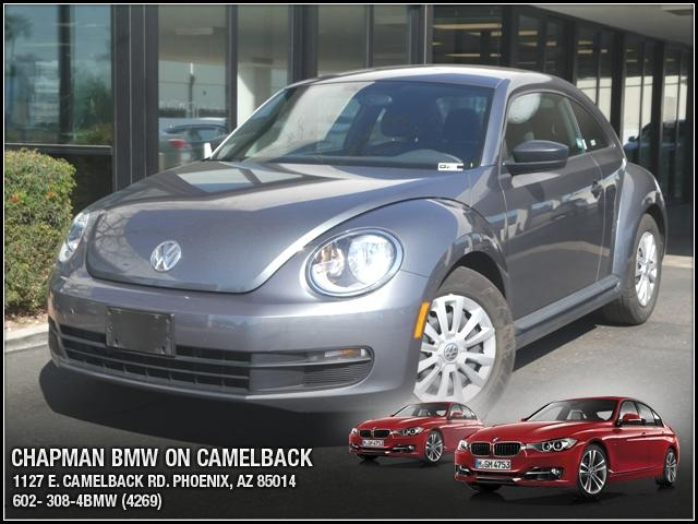 2012 Volkswagen Beetle PZEV 27269 miles Chapman BMW is located at 12th and Camelback in Phoenix 60
