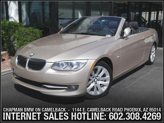 2012 BMW 3-Series Conv 328i Prem Pkg 12320 miles 1144 E Camelback SPRING SALES EVENT going on no
