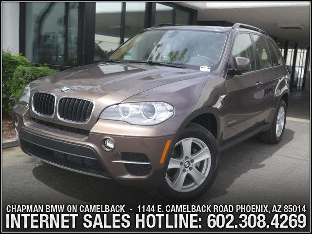 2013 BMW X5 35i AWD Conv Pkg 1272 miles BMW corporate Demo All the benefits of buying a new car w