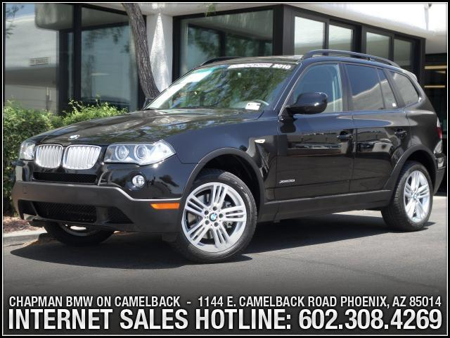 2010 BMW X3 30i AWD 42583 miles 1144 E Camelback SPRING SALES EVENT going on now through the end