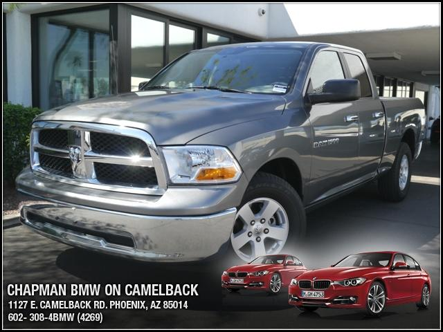 2012 Dodge Ram 1500 Quad Cab 21621 miles 602-385-2286 WHOLESALE DIRECT HOTLINE This is a new ha