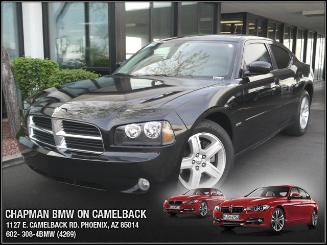 2008 Dodge Charger RT 52541 miles Chapman BMW is located at 12th and Camelback in Phoenix 602-385