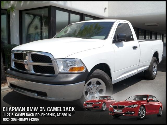 2011 Ram 1500 61791 miles Chapman BMW is located at 12th and Camelback in Phoenix 602-385-2286 Mas
