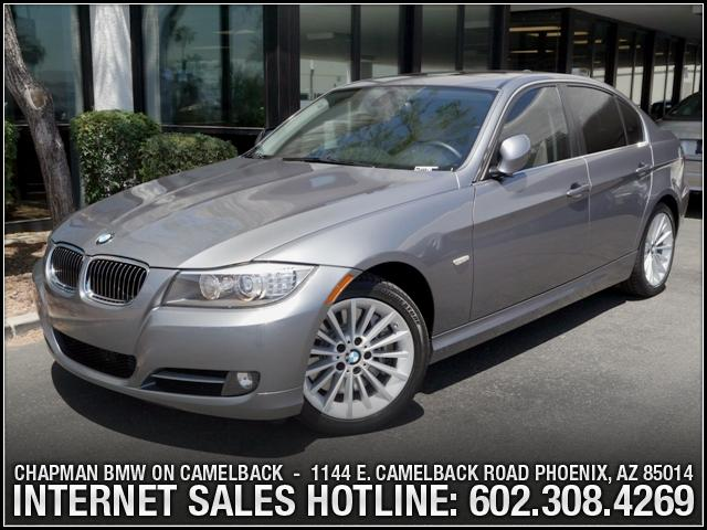 2009 BMW 3-Series Sdn 335i PremNav Pkg 60128 miles 1144 E Camelback SPRING SALES EVENT going on