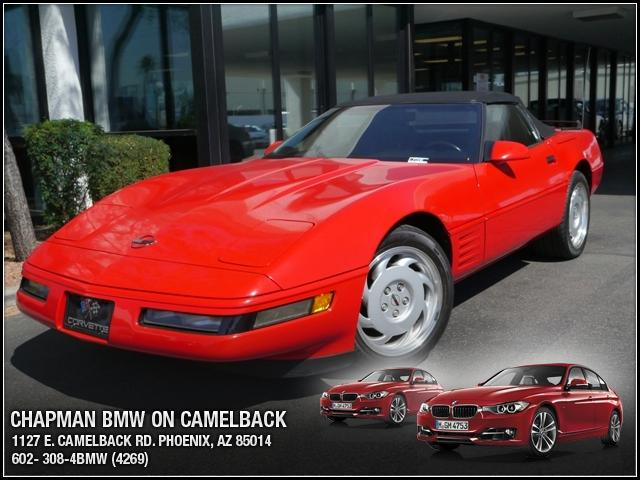 1991 Chevrolet Corvette Conv 45022 miles Low Miles on this Classic Chapman BMW is located at 12th