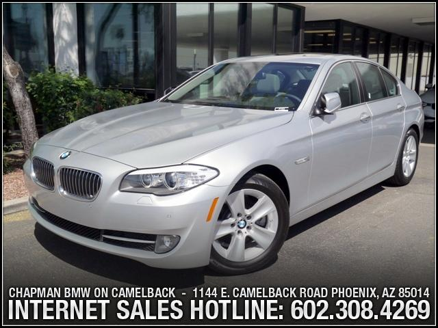 2012 BMW 5-Series 528i PremCold Weather Pkg 13051 miles 1144 E Camelback SPRING SALES EVENT goi