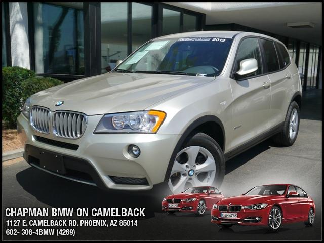 2012 BMW X3 28i AWD 32564 miles 1144 E Camelback SPRING SALES EVENT going on now through the end