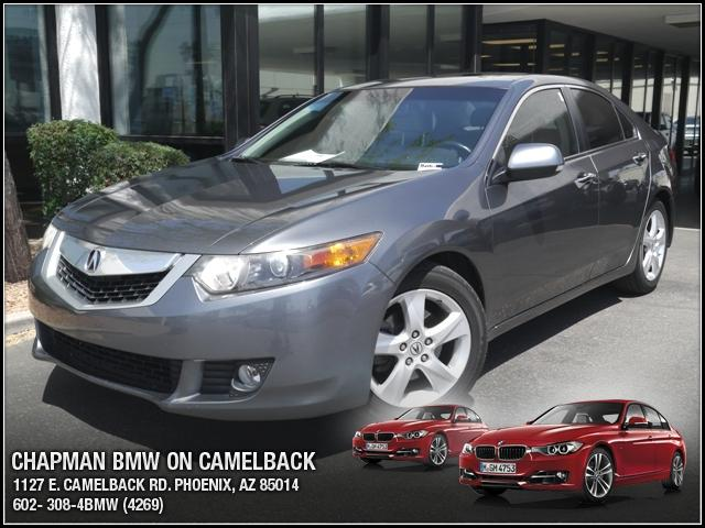 2009 Acura TSX 73821 miles Chapman BMW is located at 12th and Camelback in Phoenix 602-385-2286 Ma