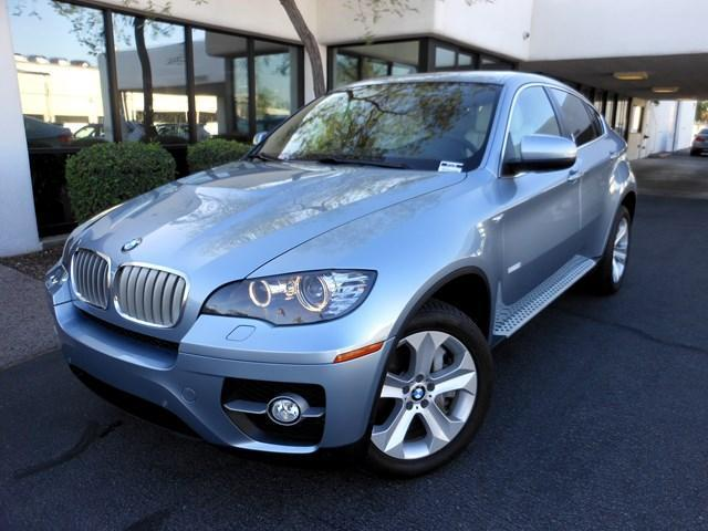 2010 BMW ActiveHybrid X6 Photo