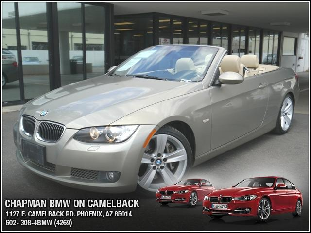 2007 BMW 3-Series Conv 335i 31578 miles Chapman BMW is located at 12th and Camelback in Phoenix 60