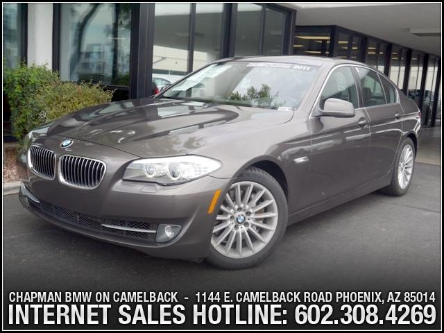 2011 BMW 5-Series 535i NAV 28100 miles 1144 E Camelback SPRING SALES EVENT going on now through