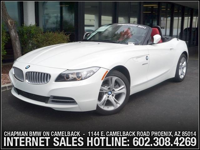 2011 BMW Z4 sDrive35i Roadster Prem Pkg 7820 miles 1144 E Camelback SPRING SALES EVENT going on