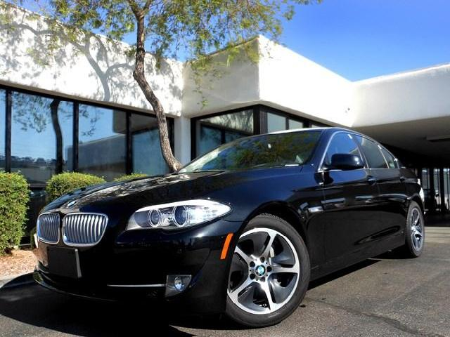 2012 BMW 5-Series ActiveHybrid 5 PremCold Pkg 6656 miles BMW corporate Demo All the benefits of