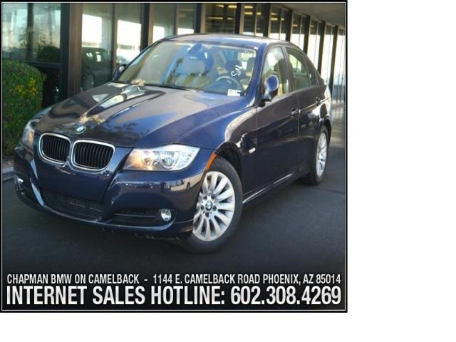 2010 BMW 3-Series Sdn 328i Prem Pkg 26867 miles 6023852286Chapman Bmw on Camelbacks Spring C
