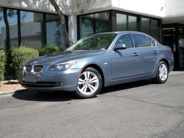 2010 BMW 5-Series 528i PremValue Pkg 24922 miles Premium Package Value Package ABS Climate Con
