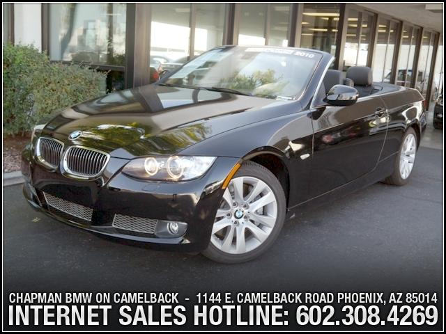 2010 BMW 3-Series Conv 335i 38570 miles 1144 E Camelback SPRING SALES EVENT going on now through