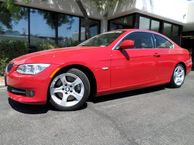 2012 BMW 3-Series Cpe 335i NAV 7033 miles 1144 E Camelback Take advantage of exclusive BMW Certi