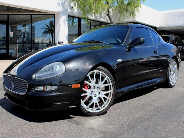 2006 Maserati GranSport 46303 miles Chapman BMW is located at 12th and Camelback in Phoenix 602-38