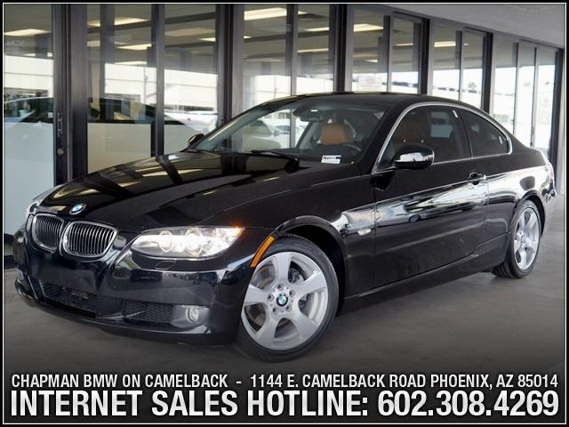 2010 BMW 3-Series Cpe 328i Prem Pkg 52614 miles 6023852286Chapman BMW on Camelbacks Happier N