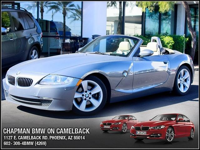 2007 BMW Z4 30i Roadster 91149 miles 1144 E Camelback Rd Getting your dream car comes at a price