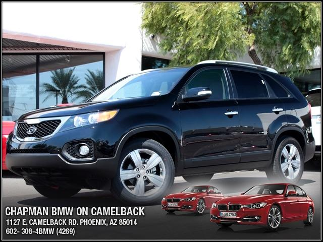 2013 Kia Sorento EX 31358 miles 1127 E Camelback BUY WITH CONFIDENCE Chapman BMW is locat